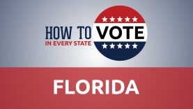 How to Vote In Florida