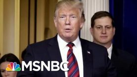 Networks Should Refuse To Turn Over Airwaves To President Donald Trump | Morning Joe | MSNBC